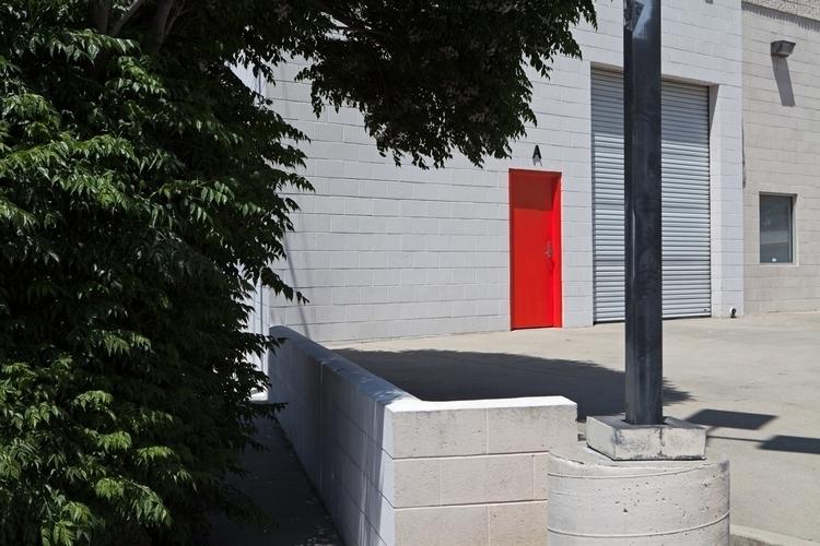Red Door, Industrial Building,  - odouglas | ello