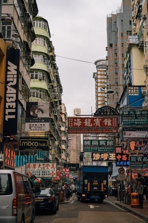 MONG KOK, HONG KONG - urban, asia - indiga | ello