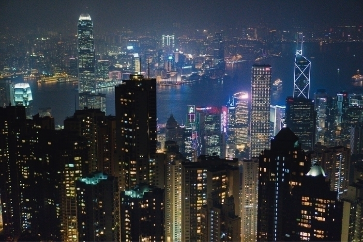 HONG KONG - cityscape, urban, asia - indiga | ello