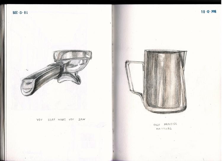 onlyparacticematters, sketchbook - kaashamasha | ello