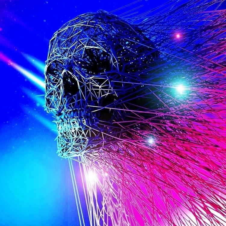 Connected! escape - ello, 3d, abstract - spartos | ello