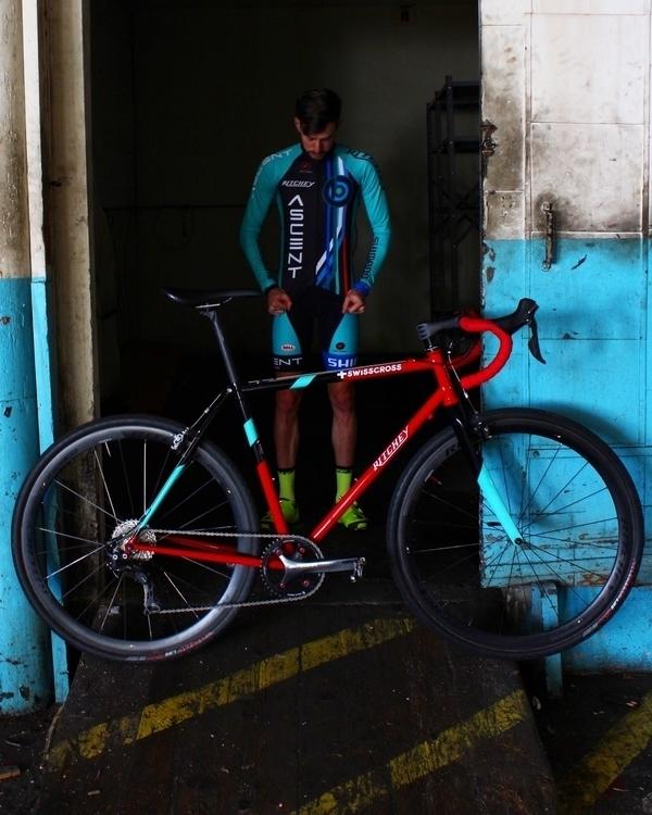Ben Frederick. rode bikes Ritch - probike | ello