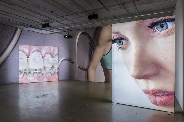 upcoming solo exhibition Kate C - widewalls | ello