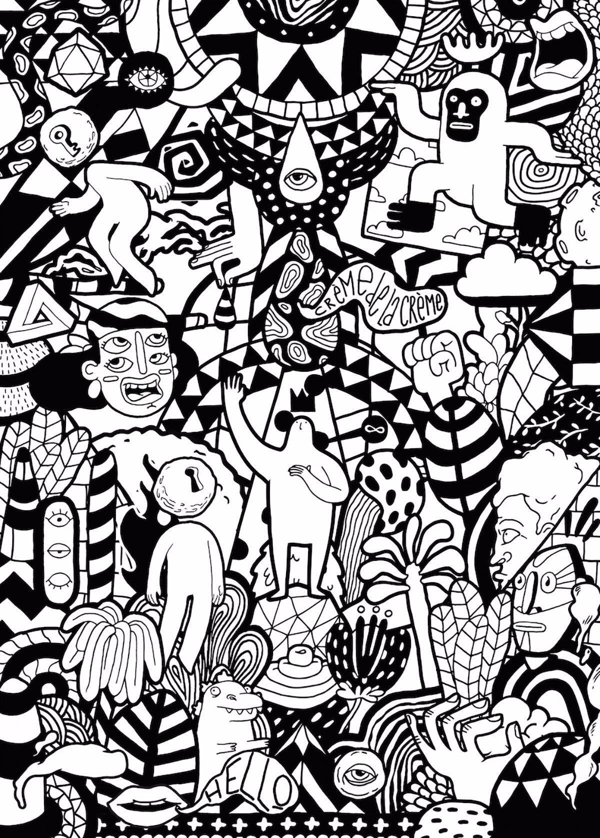 Meet 10 Creators Ello illustrat - elloblog   ello