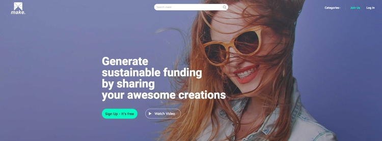Check fresh website - make_fund | ello