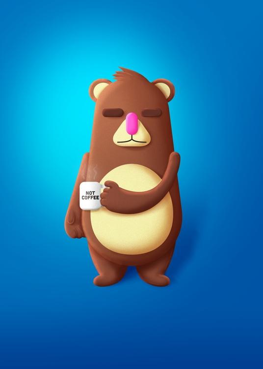 coffee - Monday, Coffee, Adicted - dahkicks | ello