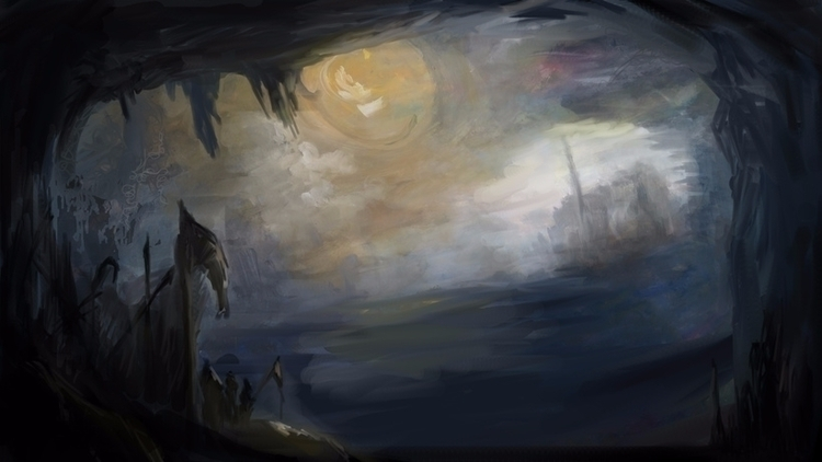 painting Watcharakiete Huang No - meherkaur | ello