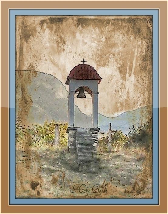 chapel foothills Mount Olympus - mairoularissa   ello