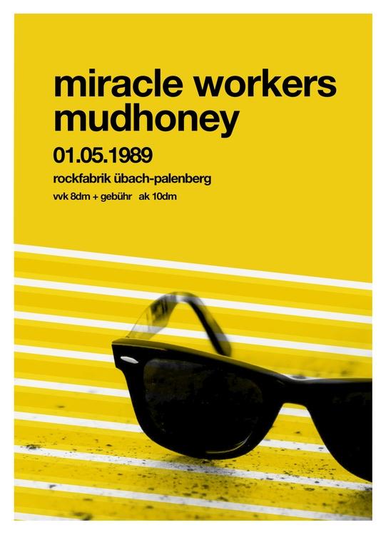 Poster redesign / remix - swiss - randpop | ello