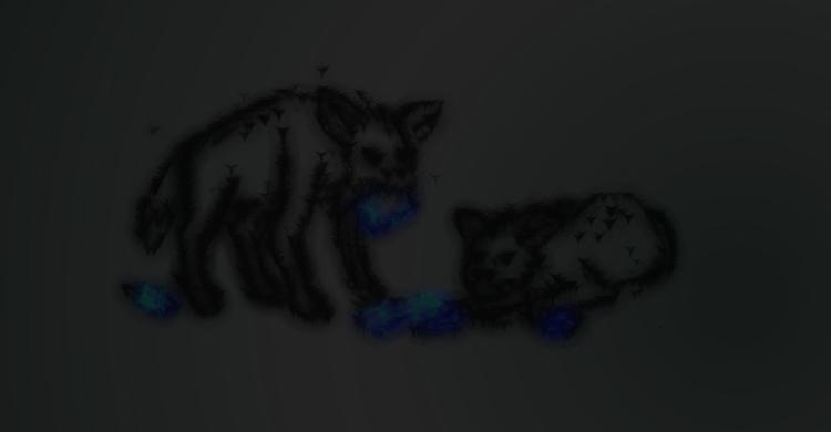 Hyenas 3 [ original HTML+JS for - jsbeaulieu | ello