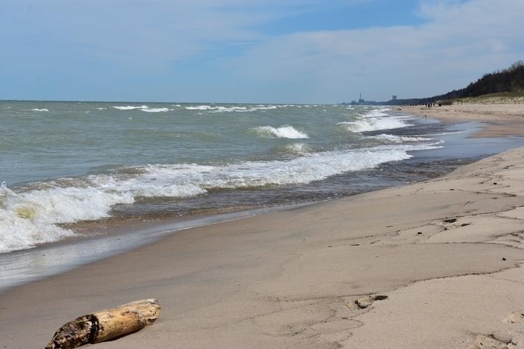 Hiking beach Indiana Dunes Stat - pictorific   ello