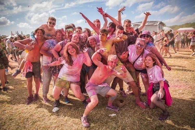 Festival Fever; Memories Fun! b - britznbeatz   ello