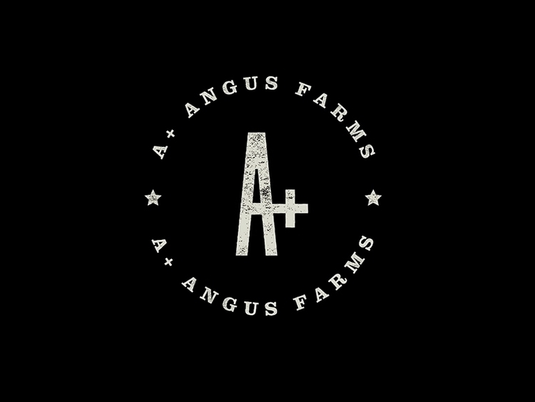 branding Angus Farms. Fun stuff - swelldesign | ello