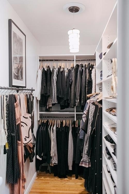 finally grownup closet sharing  - sfgirlbybay   ello