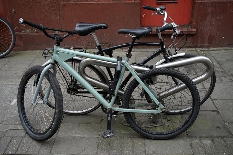 Bikes, Dalston 2017 - sebastian-sharples | ello