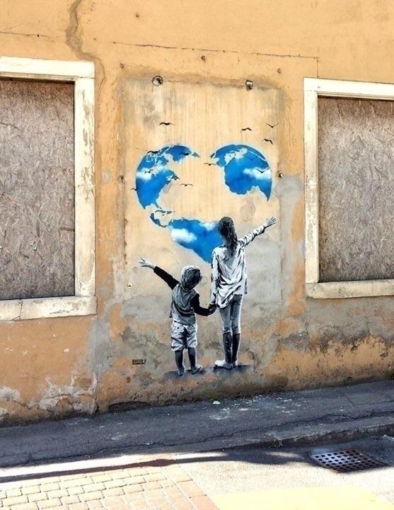 Artist: Location: Padua, Italy - streetartunitedstates   ello