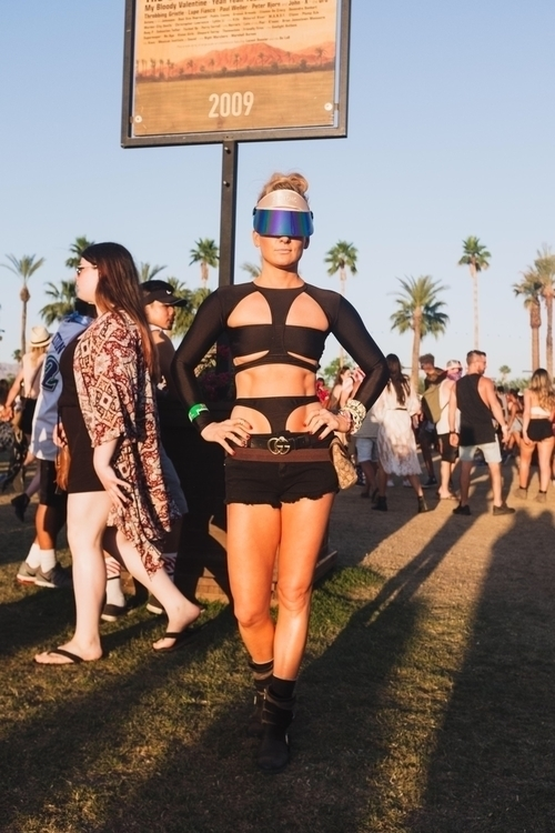 loved fit - Coachella, Portraits - thekevinj | ello