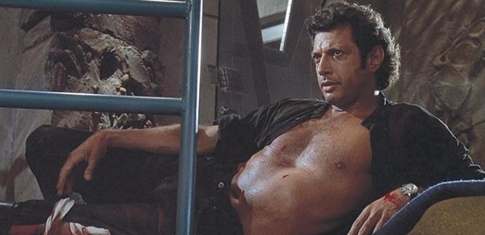 Jeff Goldblum cast Jurassic Wor - bonniegrrl   ello