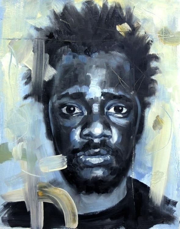 Faces Black Multiverse - blackoneaz | ello