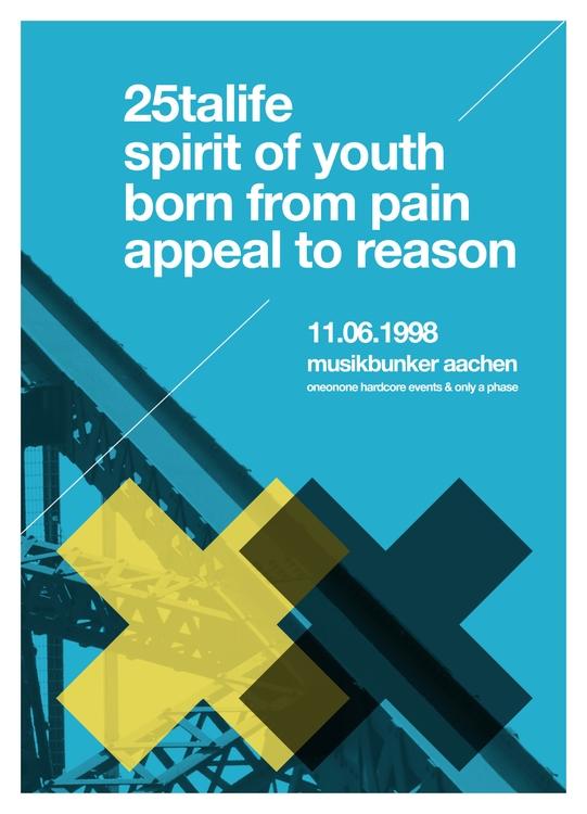 Poster design - swiss, helvetica - randpop | ello