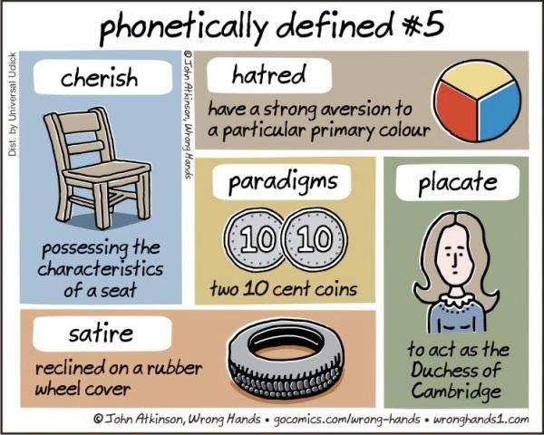 Phonetically Defined / John Atk - red_wolf | ello