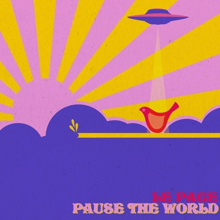 cover Le EP Pause World. listen - nefelits | ello