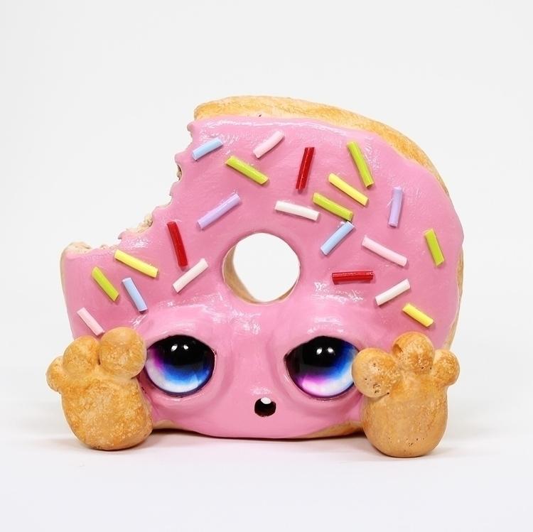 Lola feisty faery donut bite fe - jackieharderart | ello