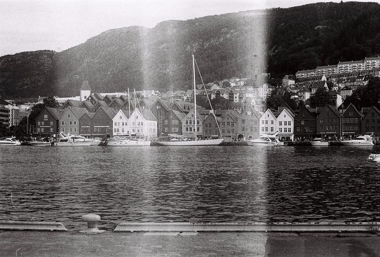 Norvège - canonAE1, ilford, blackandwhite - pauline_roquefeuil | ello
