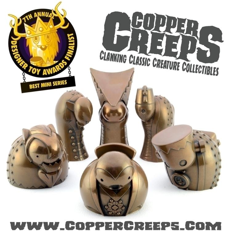 Copper Creeps line finalists De - doktor_a | ello