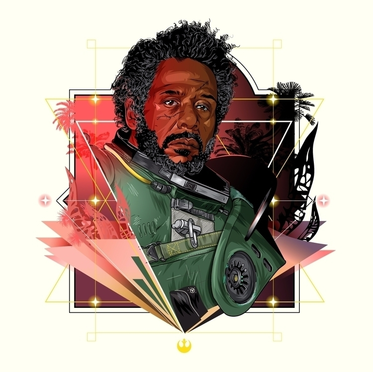 Gerrera Star Wars Celebration 2 - cryssy | ello