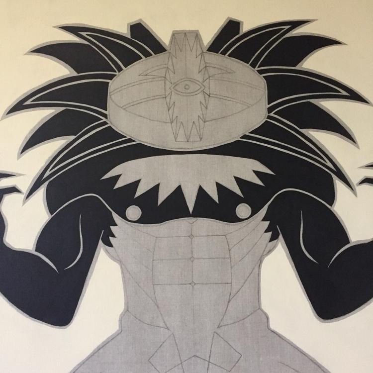 Work progress - workinprogress, canvas - mariosupa | ello