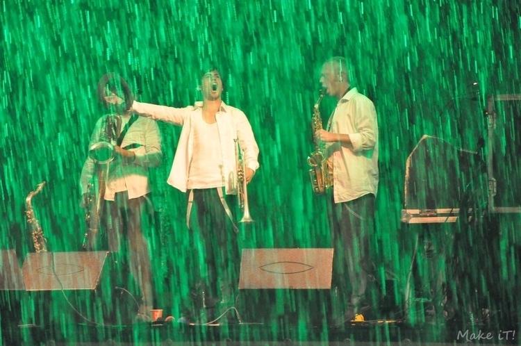 Singing rain-Gadje Scum - gadjescum | ello