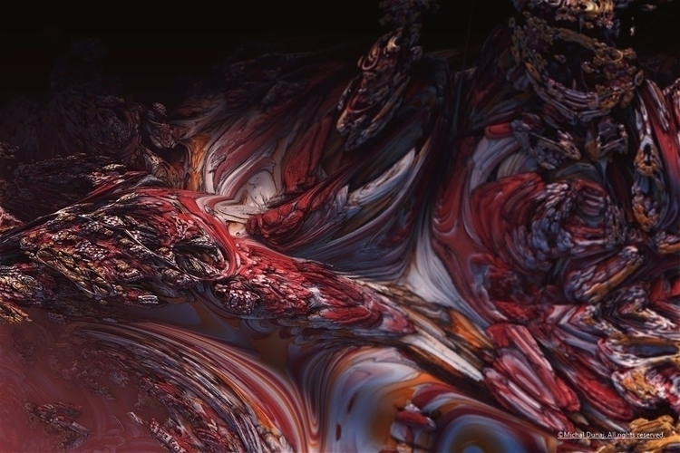 Thalos - digitalart, abstract, fractals - pixeldreamer | ello