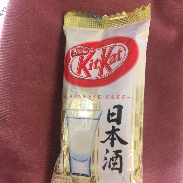 Kit Kat realize ate Japanese Sa - usual_anomaly | ello
