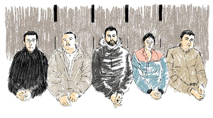 Usual Suspects EL PAÍS SEMANAL - luismendo | ello