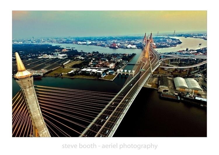 Bhumibol Bridge (Thai: สะพานภูม - prudent | ello