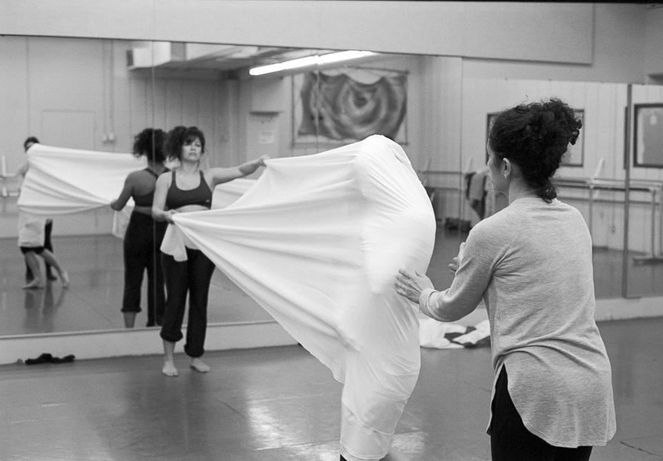 Process. Victoria Mata choreogr - stanleyomar | ello
