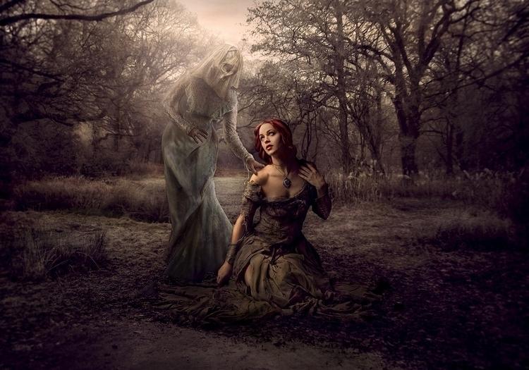 Photographe/Model: Jessica Trus - ravenart | ello