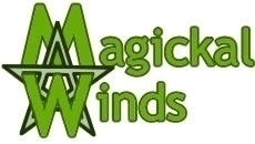 Magickal Winds Logo - webpaws | ello