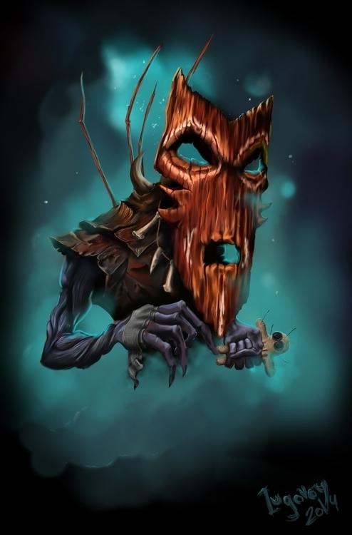 Demon - ratamahata, sepultura, demon - borodau4 | ello