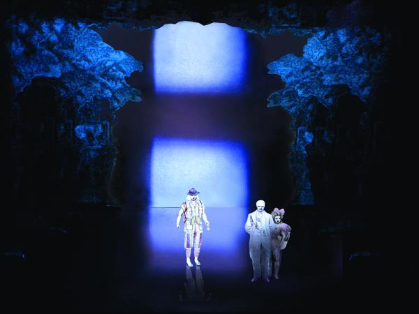Die Zauberflote, Mozart - opera - adidraw | ello