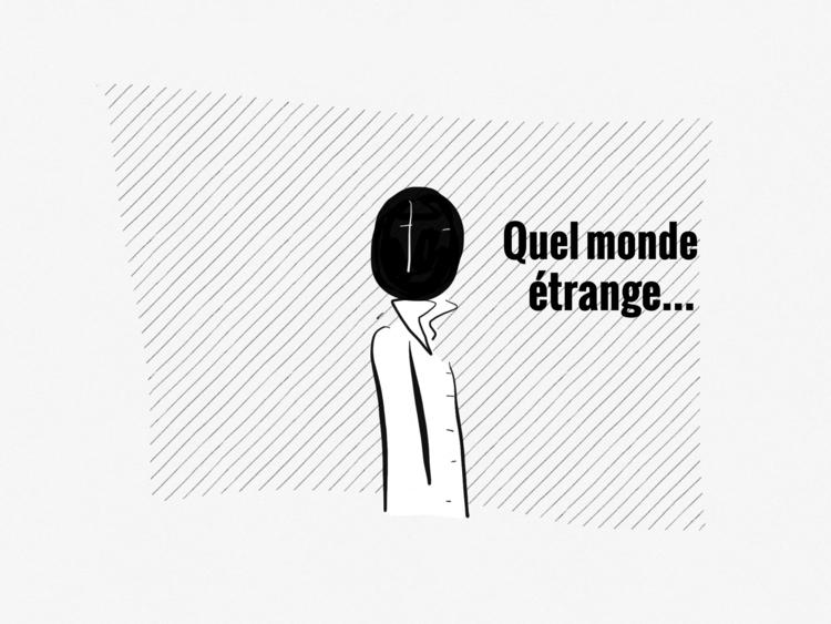 Monde étrange Extrait-2 du proj - swannibus | ello