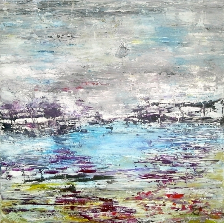 50 cm - painting, sea, seascape - xplore-1239 | ello