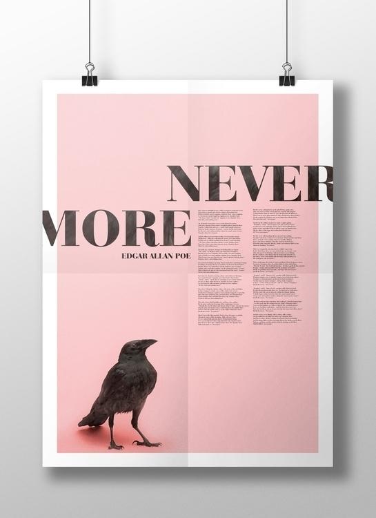 nevermore - graphicdesign - philippe-1060 | ello