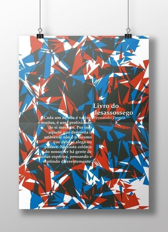 poem poster - graphicdesign - philippe-1060 | ello