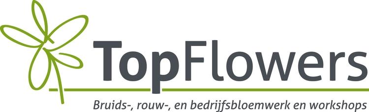 TopFlowers logo design - logodesign - xplore-1239 | ello