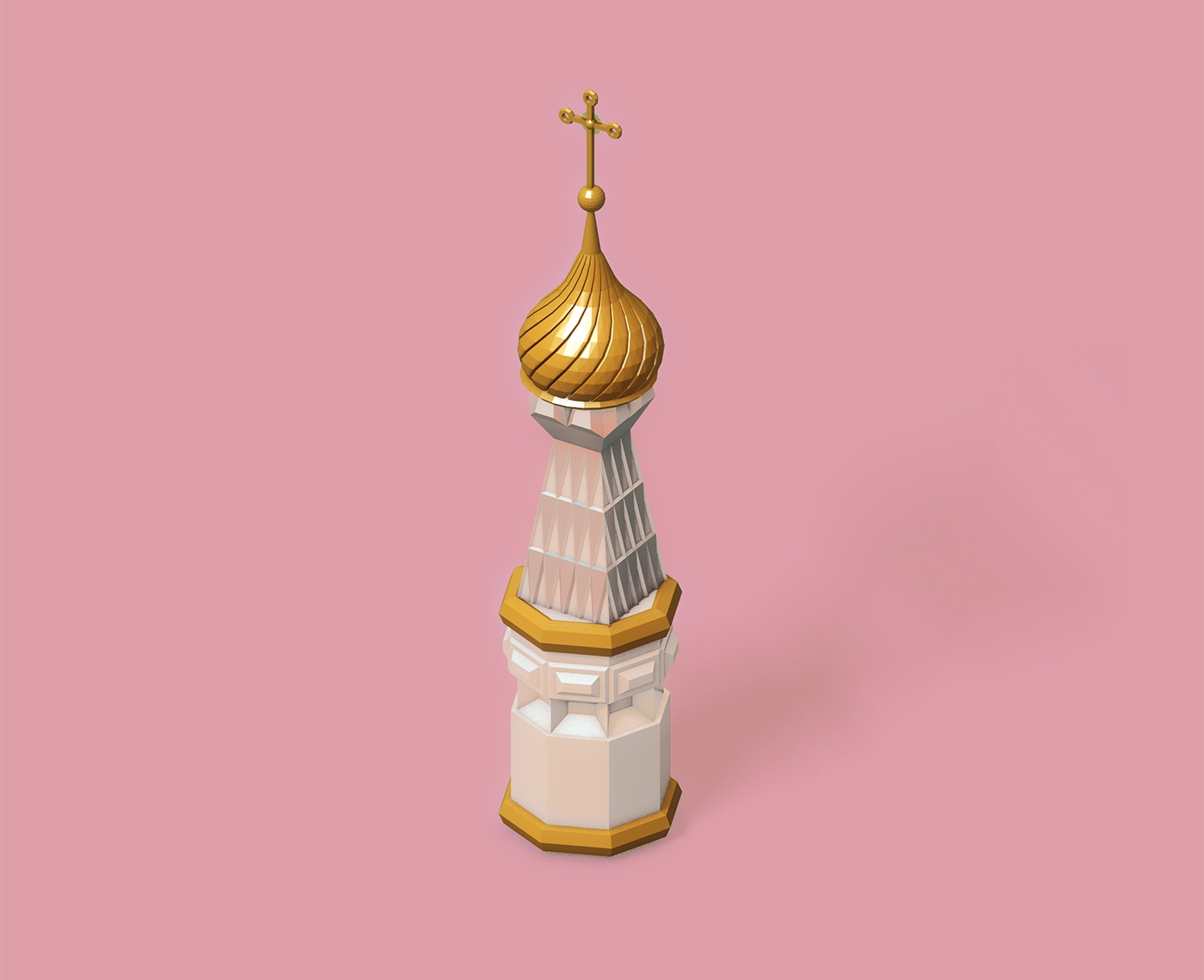 Dome - cinema4d, photoshop, 3d - ruusulampi | ello