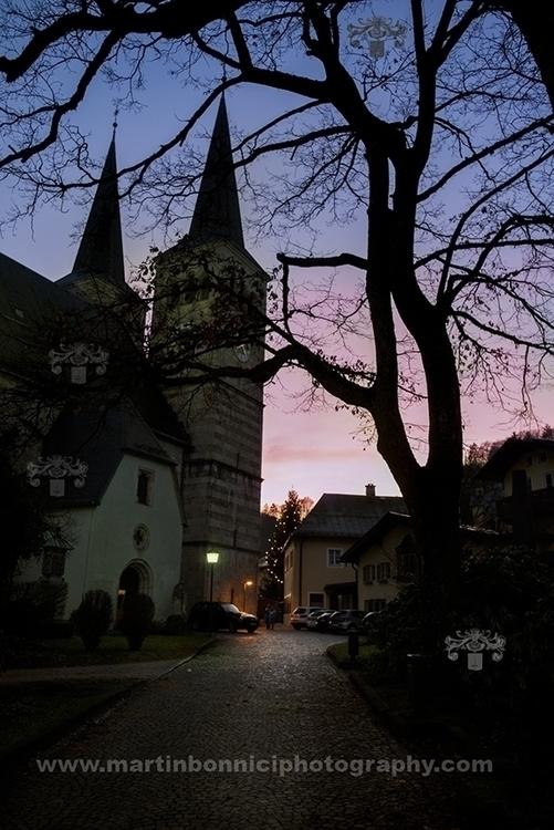 streets Berchtesgaden, Bavaria - mbp-1143 | ello