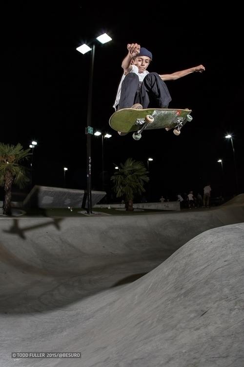 Zack - ollie - skateboard, skateboarding - toddfuller | ello