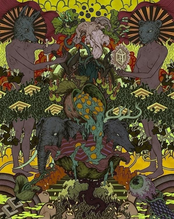 Ancient Seed Based idea duality - travisgillan   ello